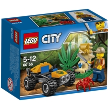 60156 LEGO City Djungel Buggy