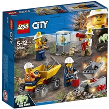 60184 LEGO City Mining Gruvteam