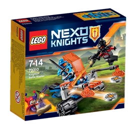 70310 LEGO Nexo Knights Knightons stridsfordon