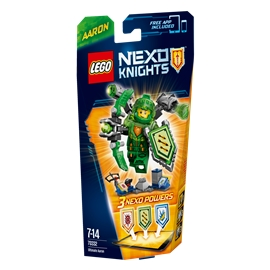 70332 LEGO Nexo Knights Ultimate Aaron
