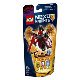 70338 LEGO Nexo Knights Ultimate general Magmar