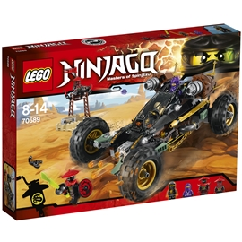 70589 LEGO Ninjago Rock Roader