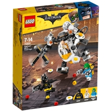 70920 LEGO Batman Movie Egghead robotmatkrig