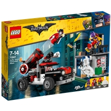 70921 LEGO Batman Movie Harley Quinn attack