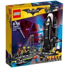 70923 LEGO Batman Movie Bat-rymdfärja