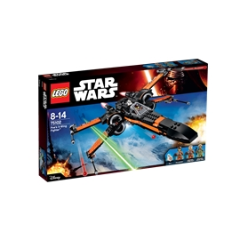 75102 LEGO Star Wars Poe's X-Wing Fighter