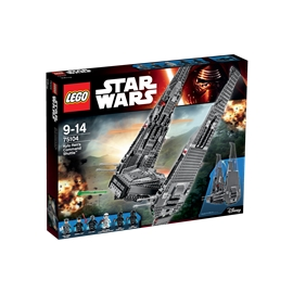 75104 LEGO Star Wars Kylo Ren's Command Shuttle