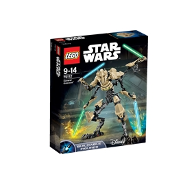 75112 LEGO Star Wars General Grievous