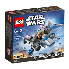 75125 LEGO Star Wars Resistance X-Wing Fighter