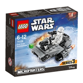 75126 LEGO Star Wars First Order Snowspeeder