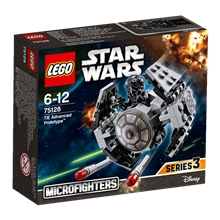 75128 LEGO Star Wars TIE Advanced Prototype