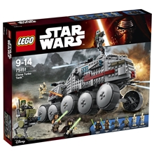 75151 LEGO Star Wars Clone Turbo Tank