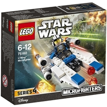 75160 LEGO Star Wars U-Wing Microfighter