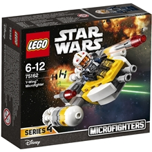 75162 LEGO Star Wars Y-Wing Microfighter