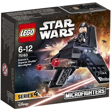 75163 LEGO Star Wars Krennic's Imperial Shuttle