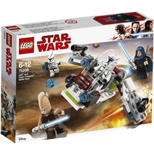 75206 LEGO TM Jedi Clone Troopers Battle Pack