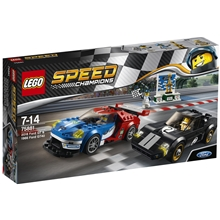 75881 LEGO Speed Champions 2016 GT 1966 GT40