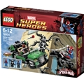 76004 Spider-Man Spider-Cycle-jakten