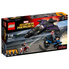 76047 LEGO Black Panthers jakt