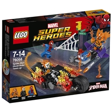 76058 LEGO Spindelmannen Ghost Riders team