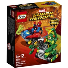 76071 LEGO Super Heroes Spider-Man Scorpion