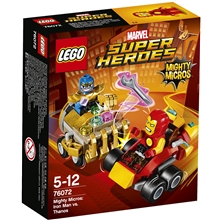 76072 LEGO Super Heroes Iron Man Thanos