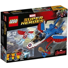 76076 LEGO Super Heroes Captain America