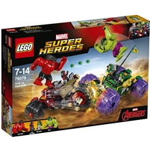 76078 LEGO Super Heroes Hulk Red Hulk