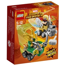 76091 LEGO Super Heroes Mighty Micros Thor/Loki