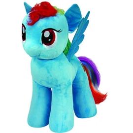 My Little Pony Mjuk - Rainbow Dash