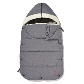 Skip Hop Åkpåse Barn Heather Grey