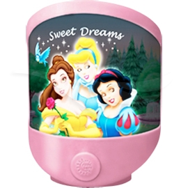 Disney Princess Magic Night Light