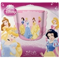 Disney Prinsessor Vägglampa
