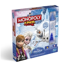 Monopol Disney Frozen Junior