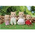 Sylvanian Families Honeybear Family
