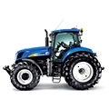 Siku 1:87 New Holland Traktor 7070