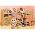 Sylvanian Families Childrens Bedroom