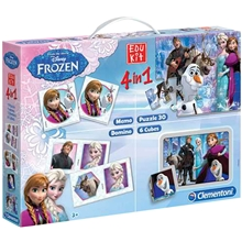 Disney Frozen Edukit 4in1