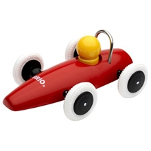 BRIO 30077 Race Car Röd