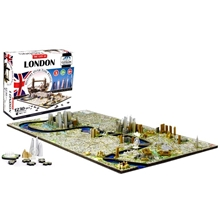 4D Cityscape Puzzle London