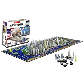 4D Cityscape Pussel New York