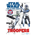 Star Wars the Clone Wars Pysselbok Troopers