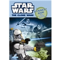 Star Wars the Clone Wars Pysselbok med Stickers