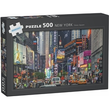 Pussel 500 Bitar New York Times Square