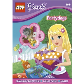 Pysselbok LEGO Friends