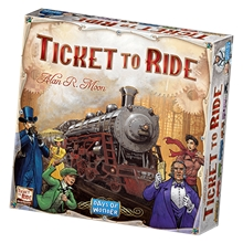 Ticket to Ride USA (Sve)