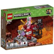 21139 LEGO Minecraft Striden Nether