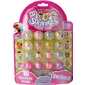 Squinkies 16Pcs Bubble Pack