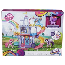 Twilight Sparkle Rainbow Kingdom