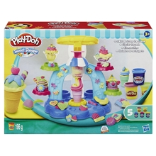 Play-Doh Sweet Shoppe Swirl & Scoop Ice Cream